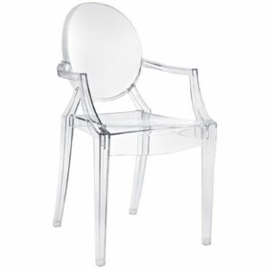 Louis Ghost by Kartell su momarredi.com